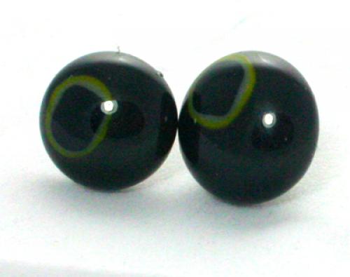 Earrings Cat Eyes